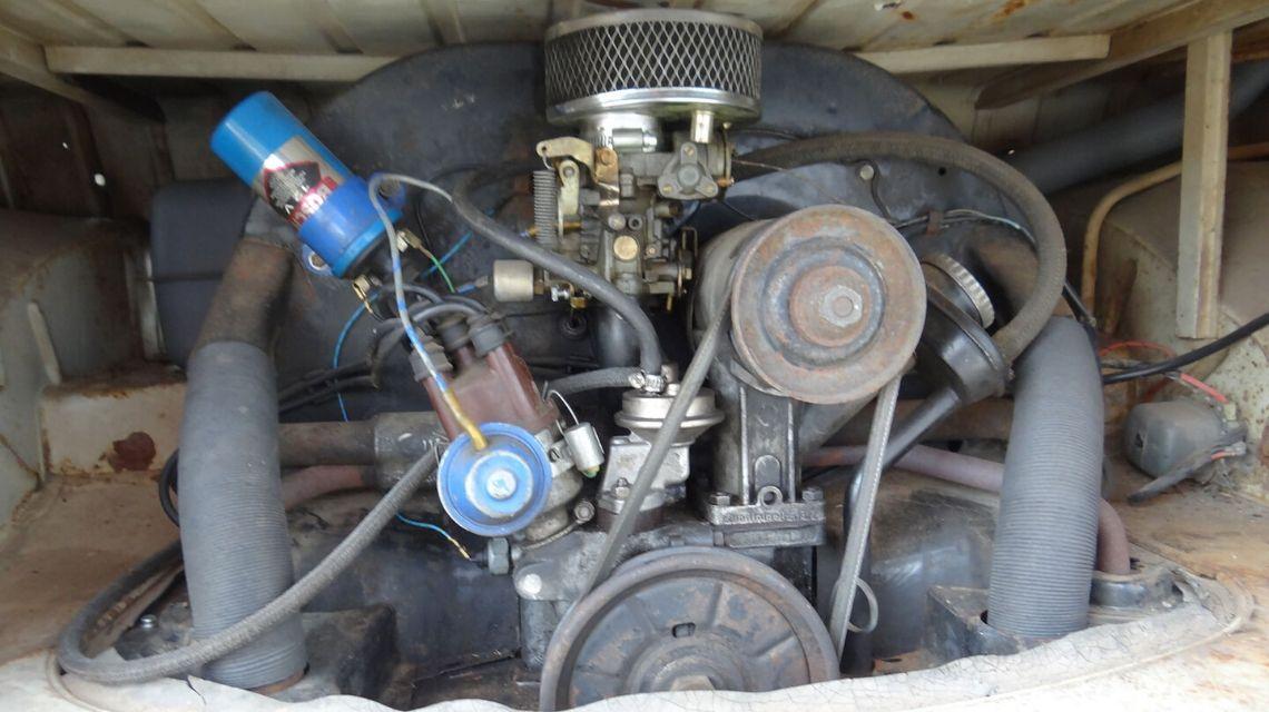 1500cc Engine