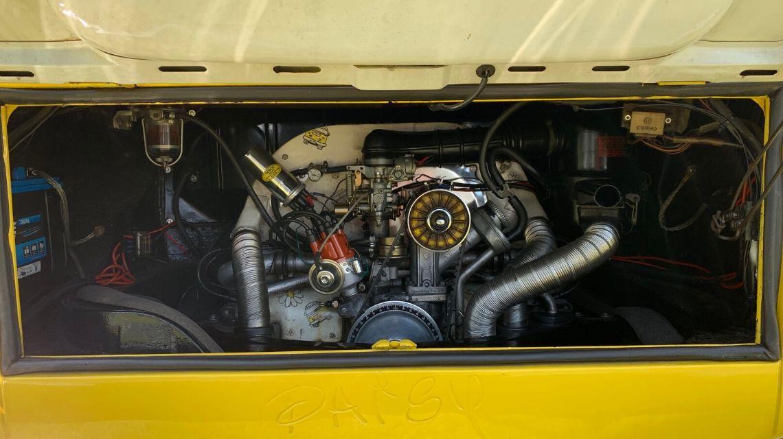1600 Type 1 Twin Port Engine