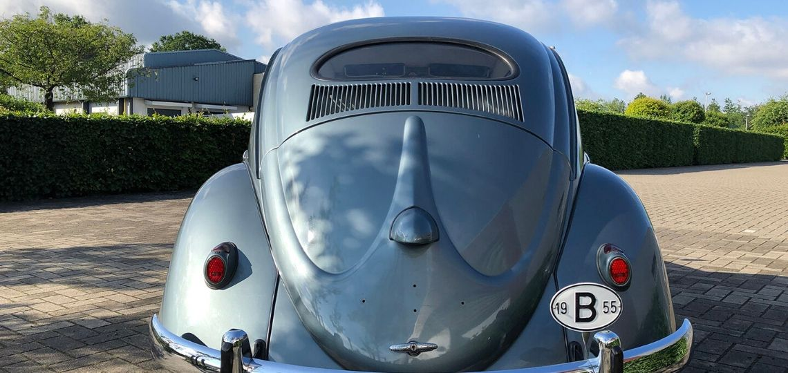 1955 Oval Beetle