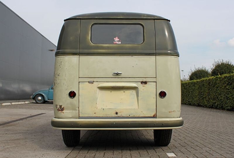 1958 Kombi tailgate