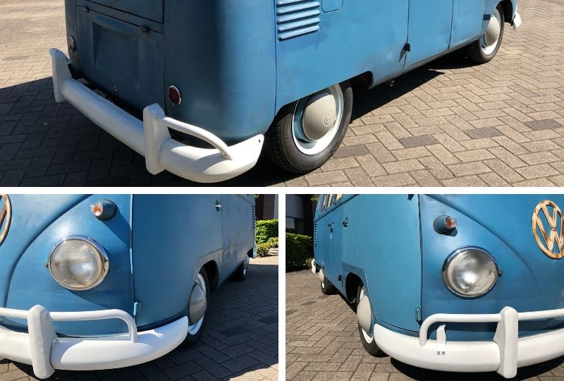 1959 US Spec Front & Rear Bumper
