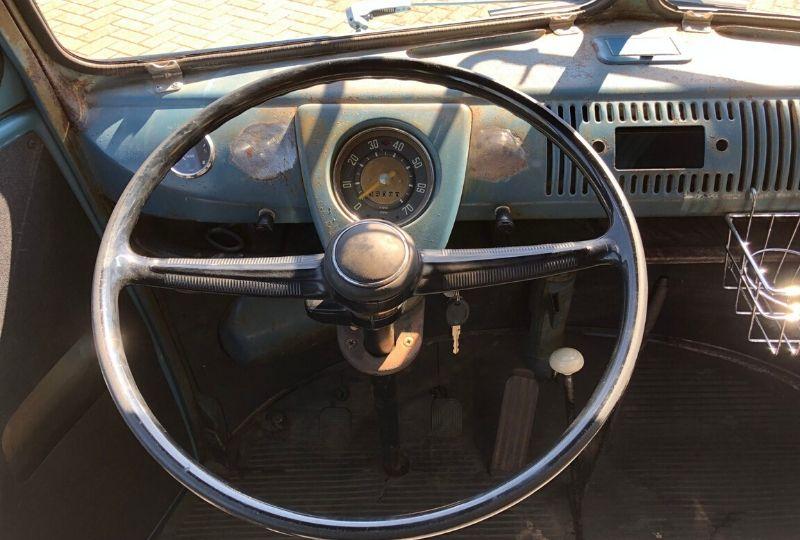 1959 steering wheel