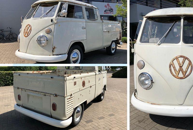 1963 Front & Rear Bumper