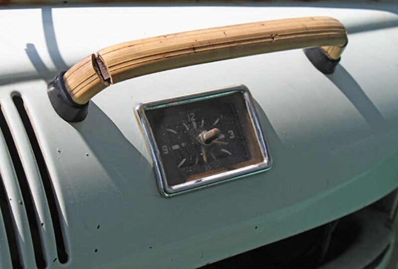 1964 Dashboard Clock