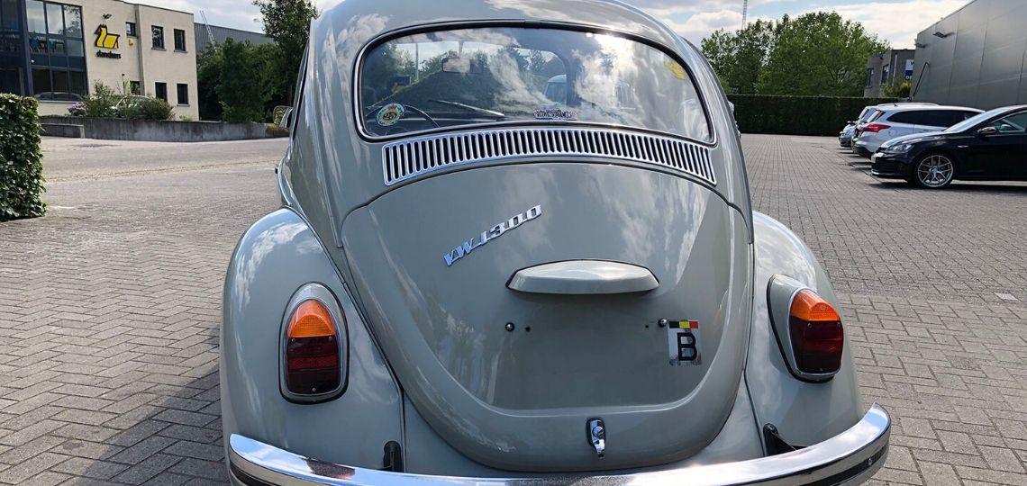 1968 1300cc Beetle