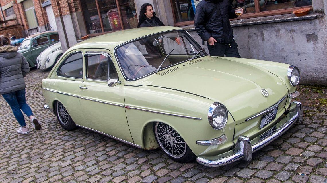 1968 Type 3 Fastback