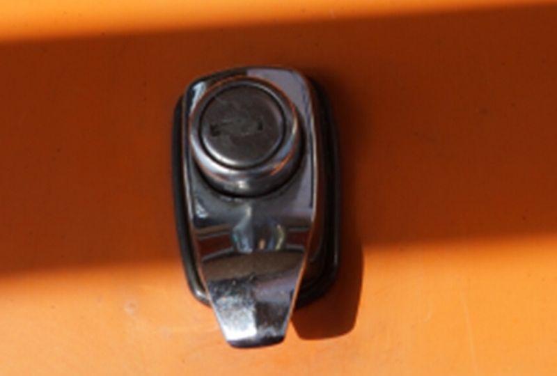 1974 Baywindow Bus Engine Lid Lock