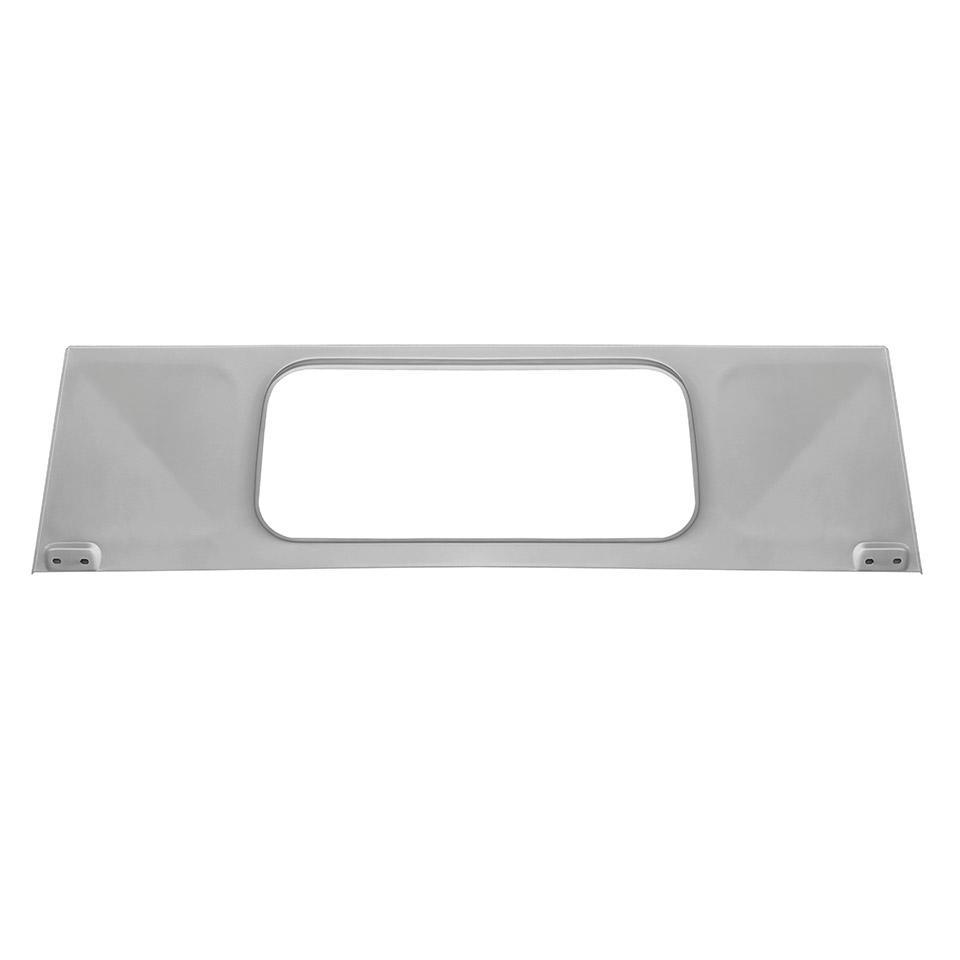 VW Splitscreen Pickup Rear Window Repair