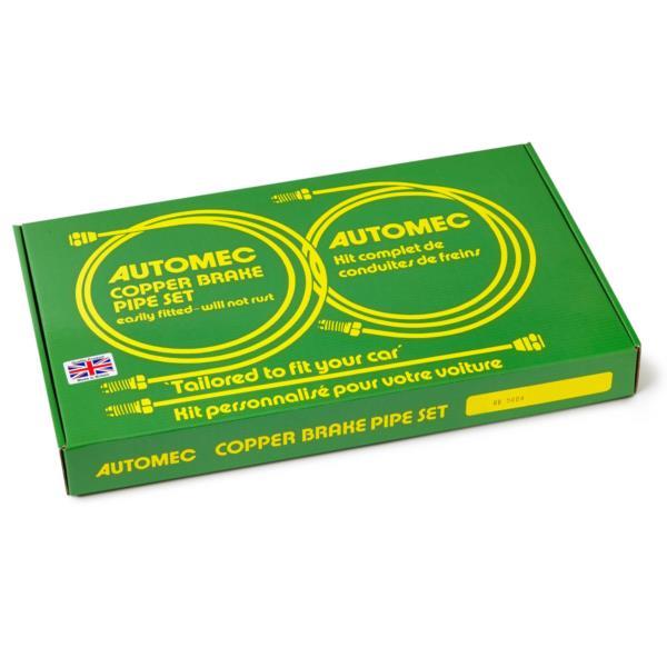 Automec Copper Brake Line Kit