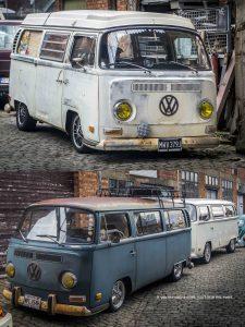 Ratlook VW Baywindow Buses