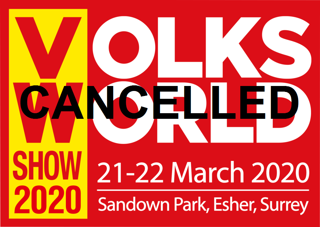Volksworld Show 2020 Postponed until October