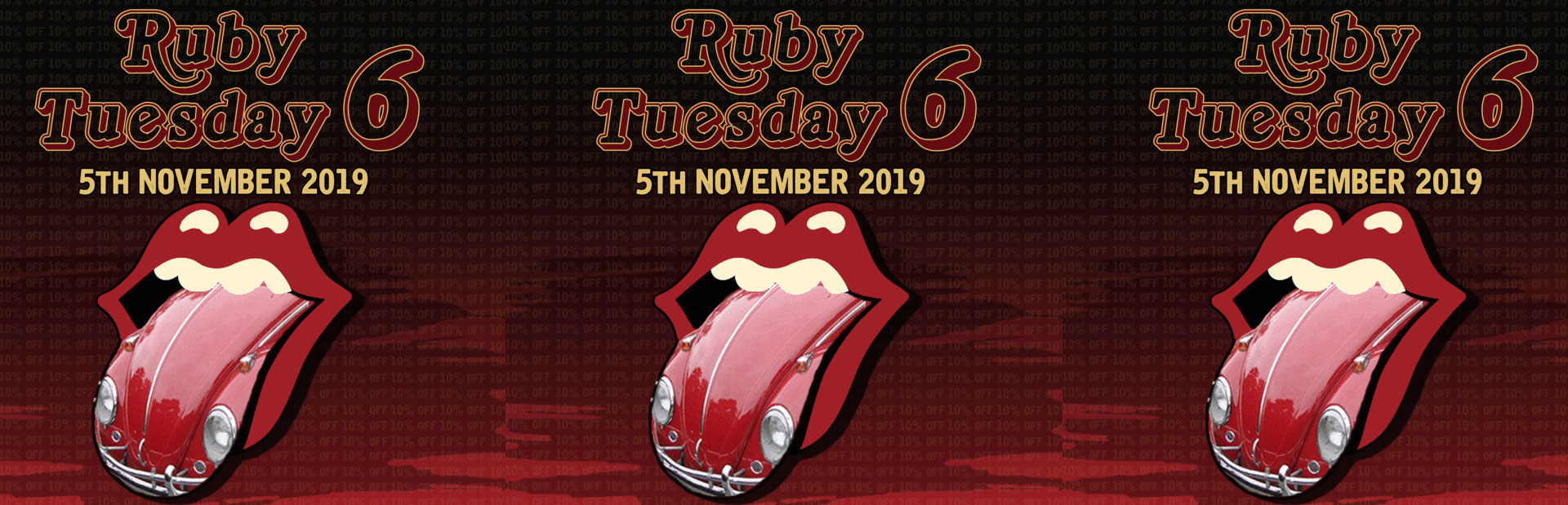 Ruby Tuesday 6