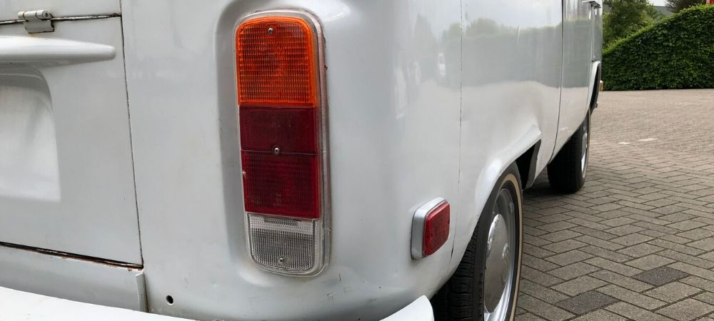 Bus Tail Lights